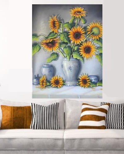 'Sunflowers